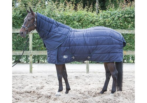 Harry´s Horse Stalldecke Highliner Combo 200 Gramm Black Iris